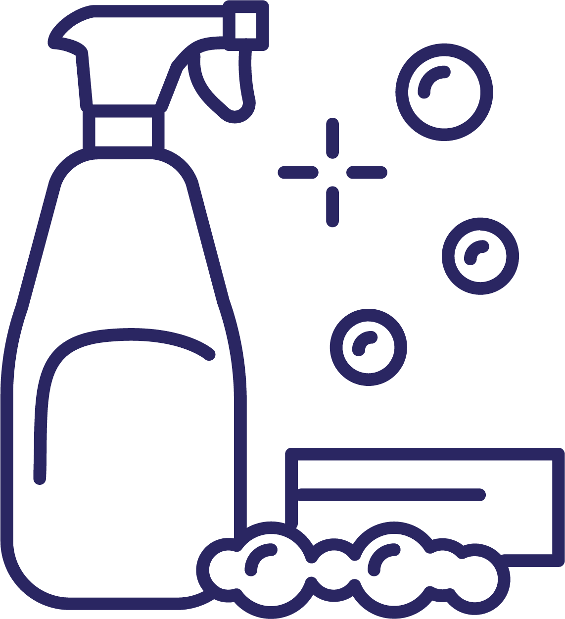 Cleaning & Disinfecting